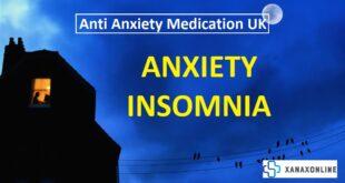 anti anxiety medication UK