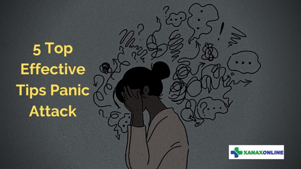 5 Top Effective Tips for Panic Attack Relief or Buy Sleeping Tablets Online